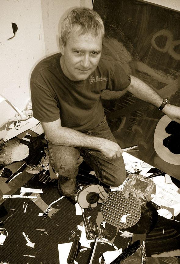a biography of fine artist bill russell